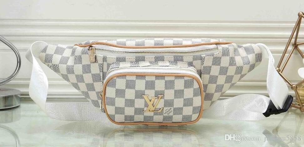 les femmes sacs à main designer de luxe en cuir véritable peau de vache sac à bandoulière sacs à main épaule messager sacoche porte-monnaie sac Chaine d60