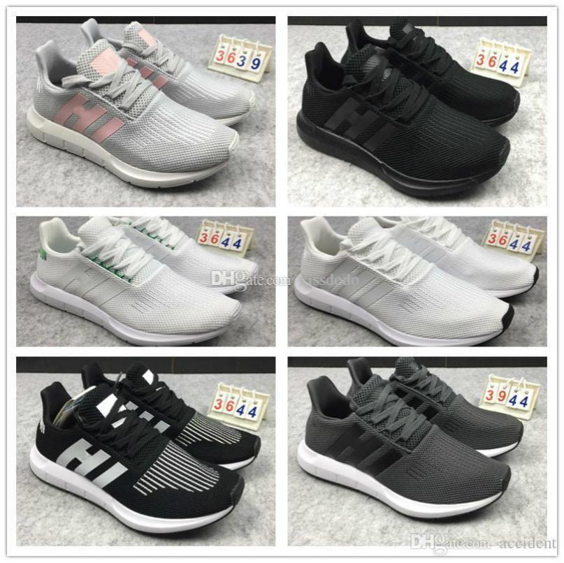 Новая Повседневная обувь CQ2118 XR1 Originals Stan Smith Swift Run Primeknit мужские женские кроссовки Оптовая Бесплатная доставка Повседневная обувь 25