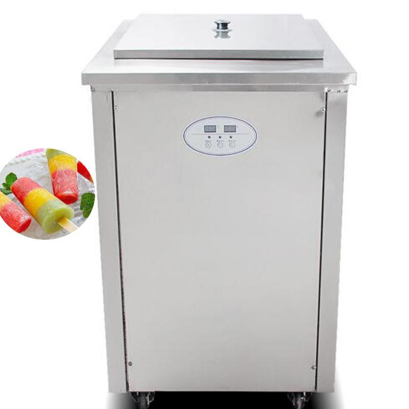Heiße verkaufende Haus am Stiel Maschine / Fabrik Versorgung Single-Mode-Eis am Stiel Maschine hart Eismaschine