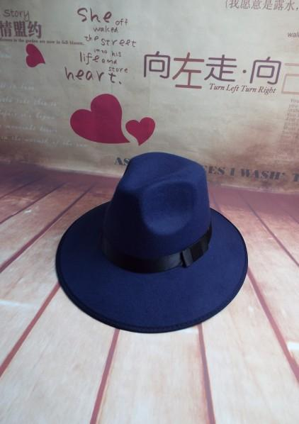 Custom felt hats in good price Hot sale top hats summer felt hats for adult or child