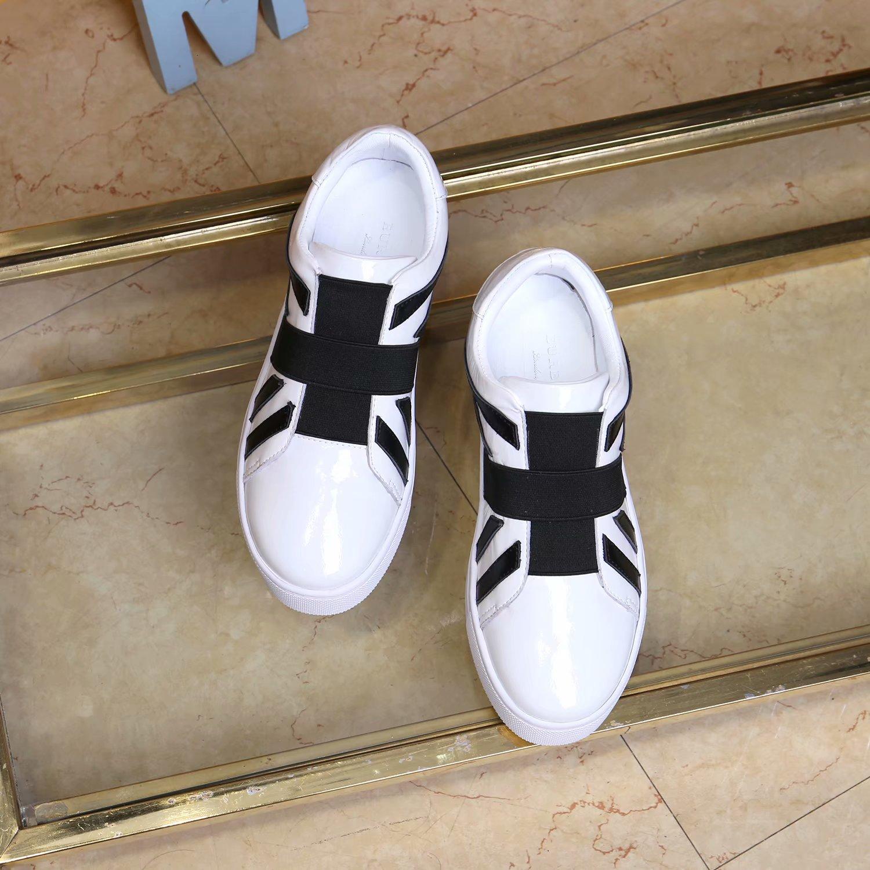 Çiftler spor ayakkabı 2019 düz renk metre moda trendi vahşi rahat ayakkabılar Kişilik rahat nefes basit shoes6