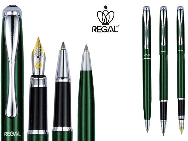 만년필 / 롤러 펜 / 볼펜은 원래 REGAL 122-503 기호 펜 무료 배송