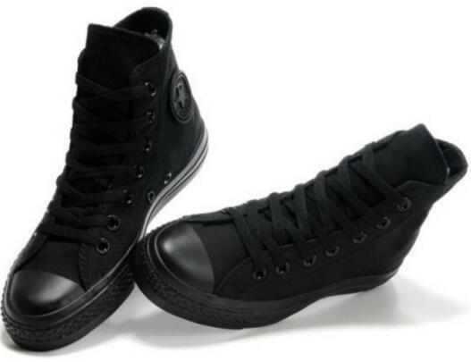 드롭 배송 브랜드 새로운 13 개 색상 모든 크기 35-46 하이 탑 스포츠 낮은 최고 클래식 캔버스 신발 운동화 남성 여성 캐주얼 신발 별