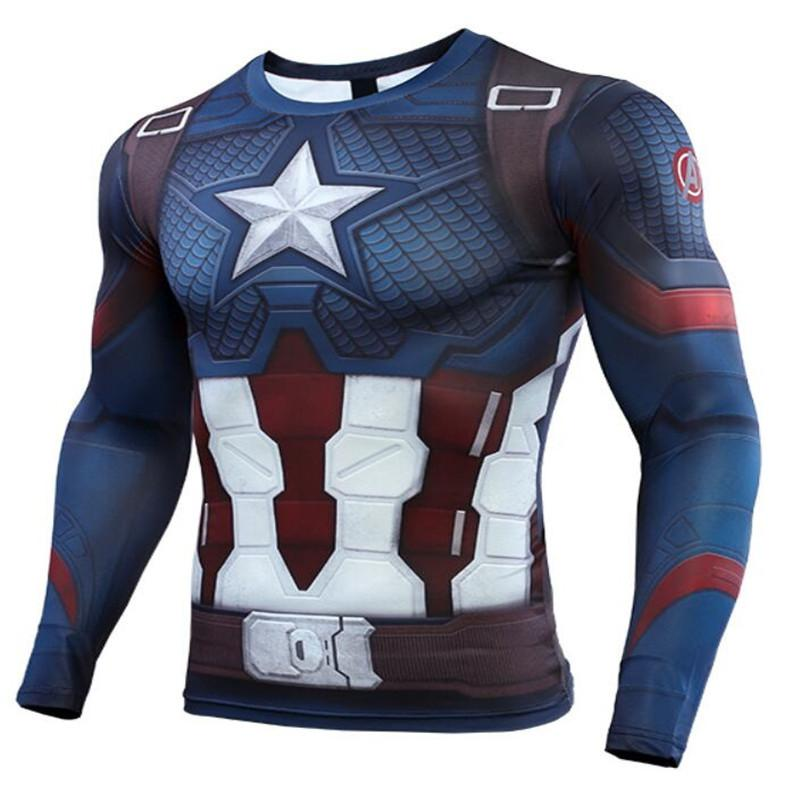 Captain Marvel Avengers 4 Tee Shirt Quantum Warfare New Heroes Costumes Battle Suit T Shirt Long Short Sleeve T Shirt Trendy Clothing Devil Costume Cat Costume From Hhyh 10 23 Dhgate Com Captain marvel is new to the mcu, but many fans wish to put on the costume! captain marvel avengers 4 tee shirt
