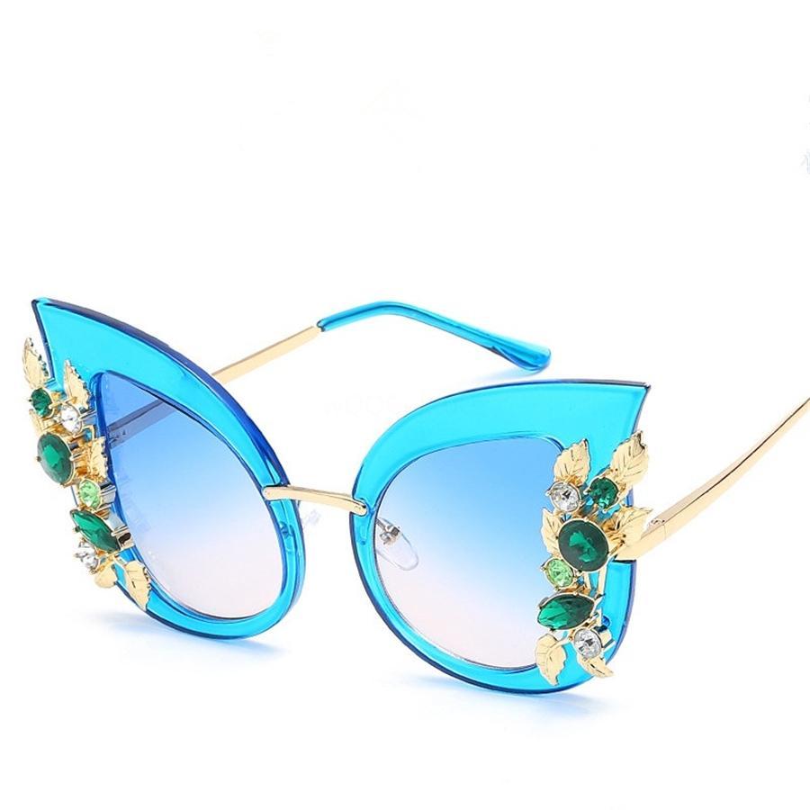 도매-2020 남녀의 HD 노란색 렌즈 구글 선글라스 나이트 비전 고글 자동차 운전 드라이버 안경 안경 UV 차단 # 852721