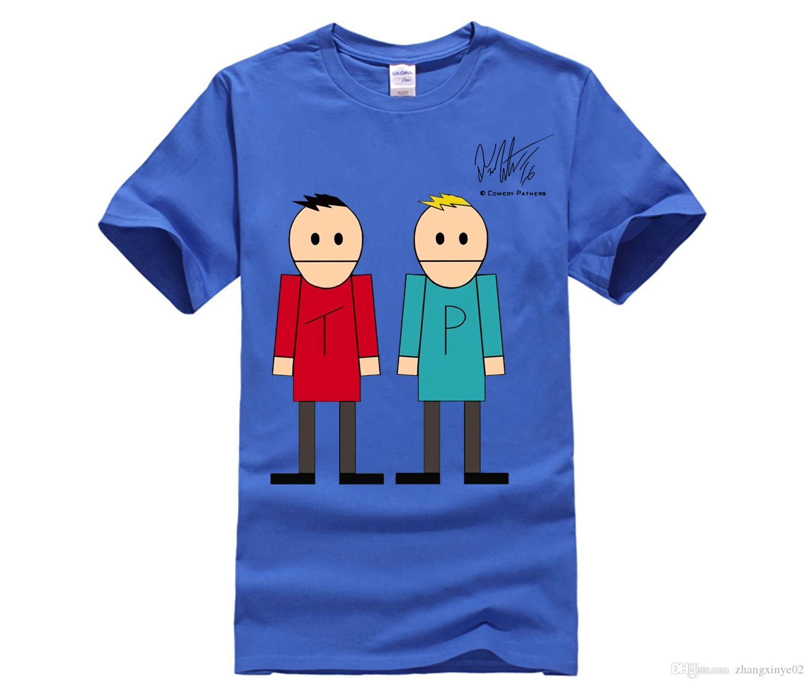 Unisex T-Shirt South Park Terrance And Phillip Shirts For Men Women Mothers Day T Shirts