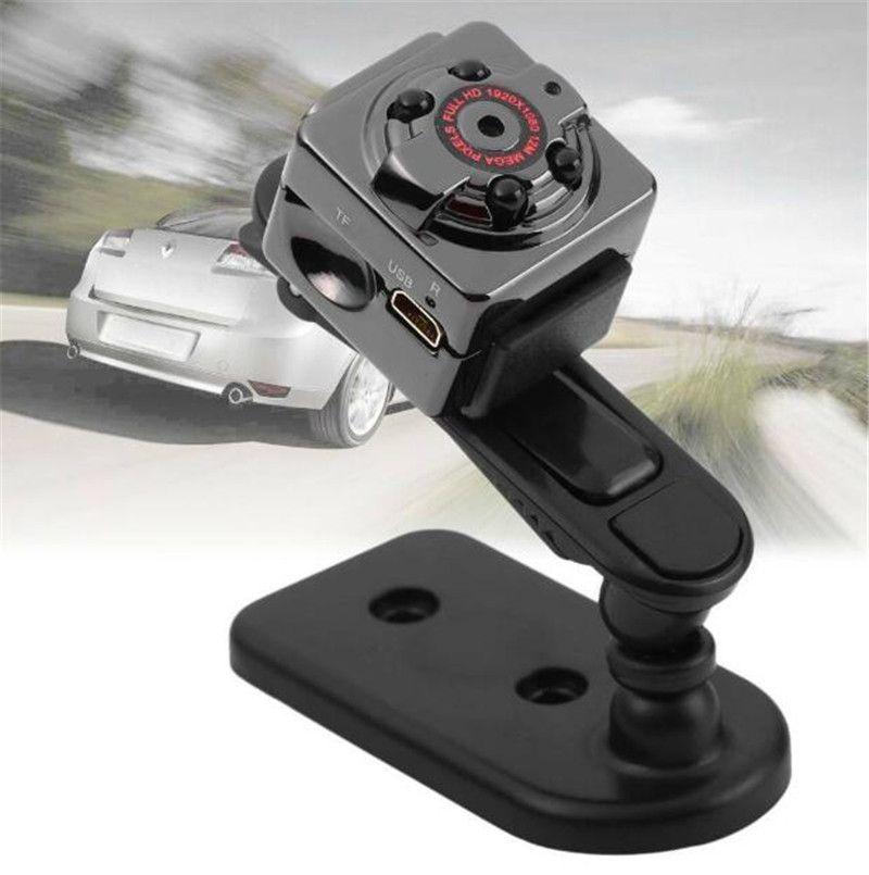 Mini macchina fotografica SQ8 Micro DV Camcorder Azione visione notturna digitale Sport DV senza fili di mini voce del video TV videocamera HD 1080P 720P di trasporto