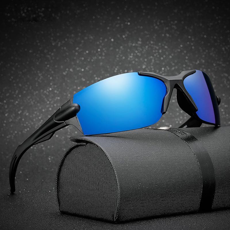 Поляризованные ветрозащитные очки солнцезащитные очки очки женщин солнцезащитные очки очки UV400 для поляроидального солнца Зеркало очки Мужские Соль Феминино JOFQK