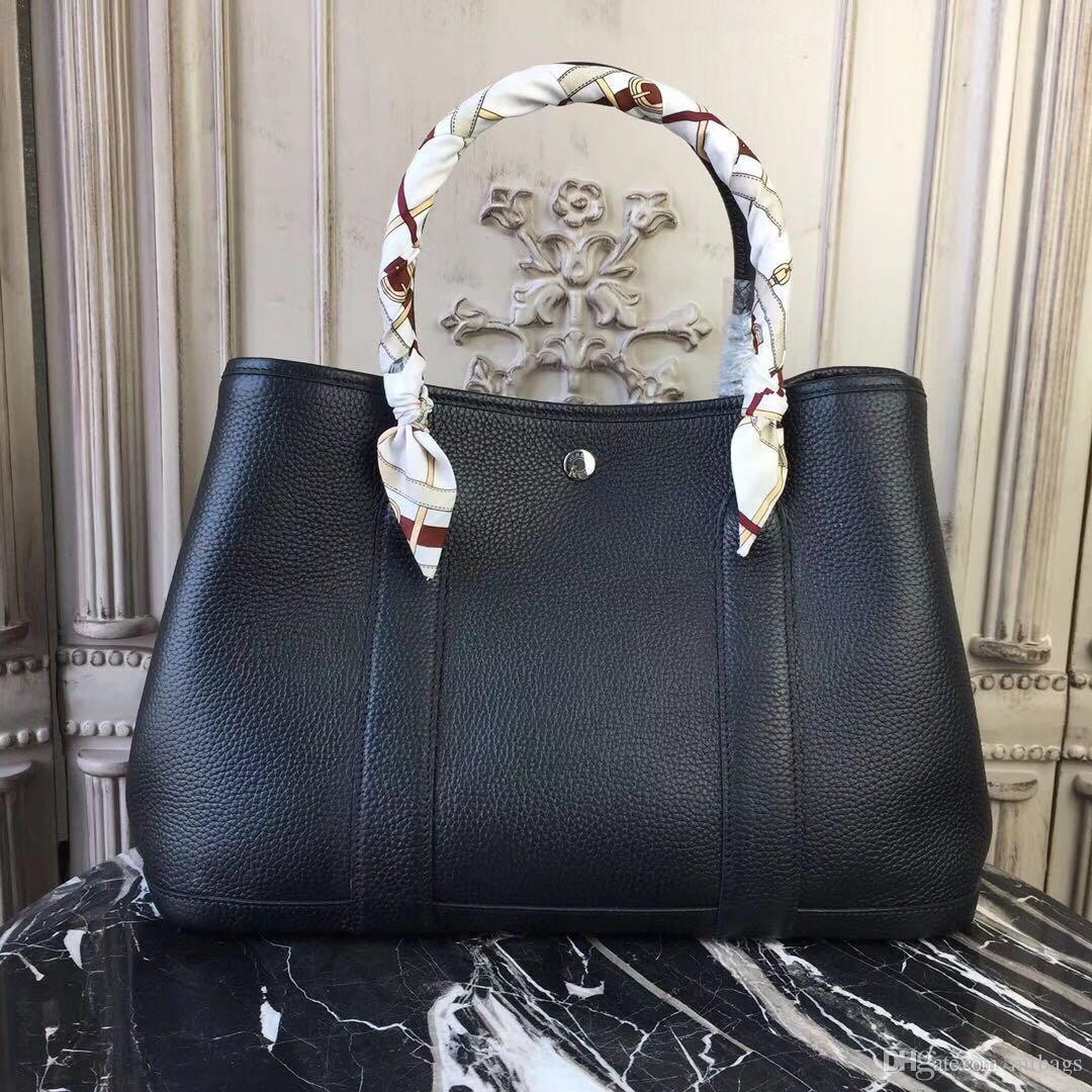 c7d703130 Good high-end custom classic handbag designer designer handbag casual  garden style large capacity lady ...