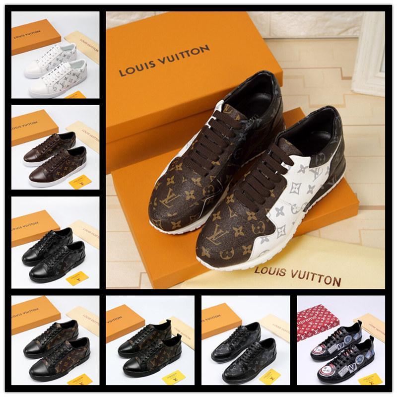 Forman los zapatos de moda casual Smart Platform Formadores luminoso fluorescente del zapato de la serpiente B Volver Chaussures de cuero Pour Homme