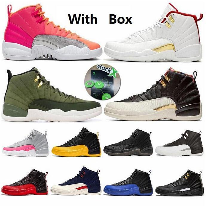 Best 12 12s Men Basketball Shoes