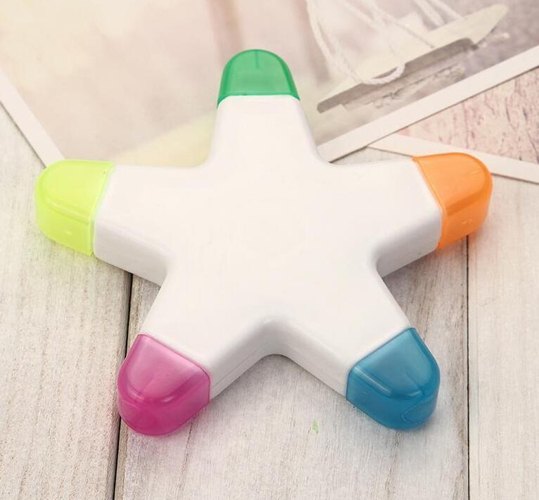 -Highlighter stylo Les enfants sont comme cadeau anniversaire stylo marqueur fluorescent ju0476