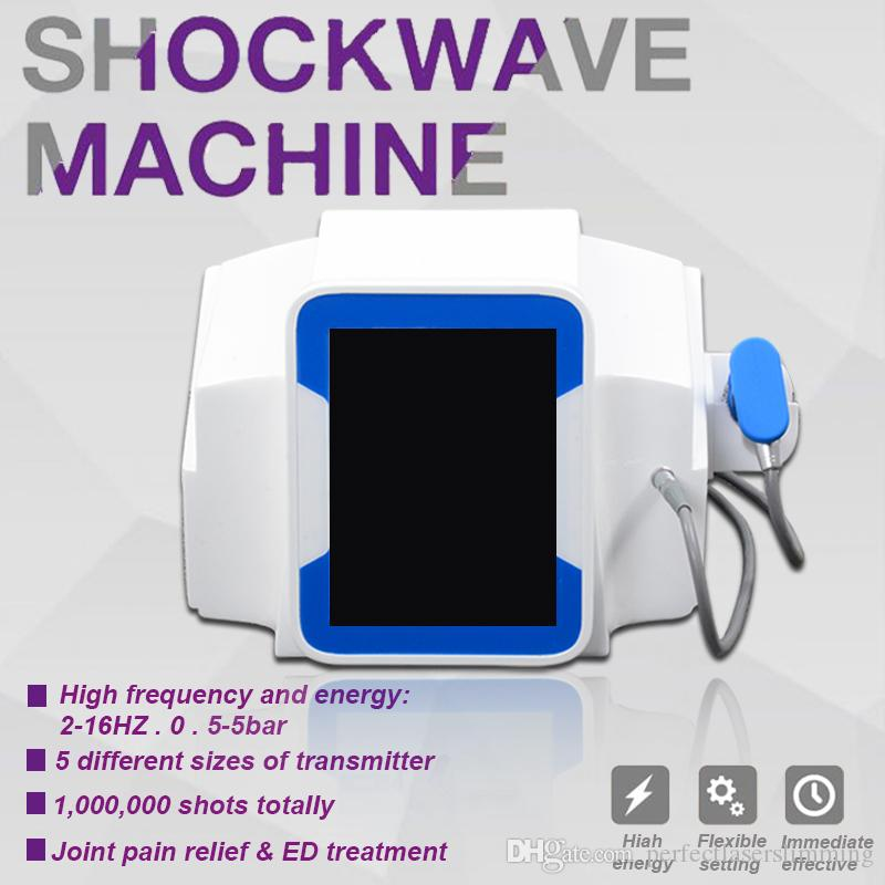 2019 Shock wave Pain therapy machine Physiotherapy Shock wave spa salon use whole body treatment pain Therapy Machine