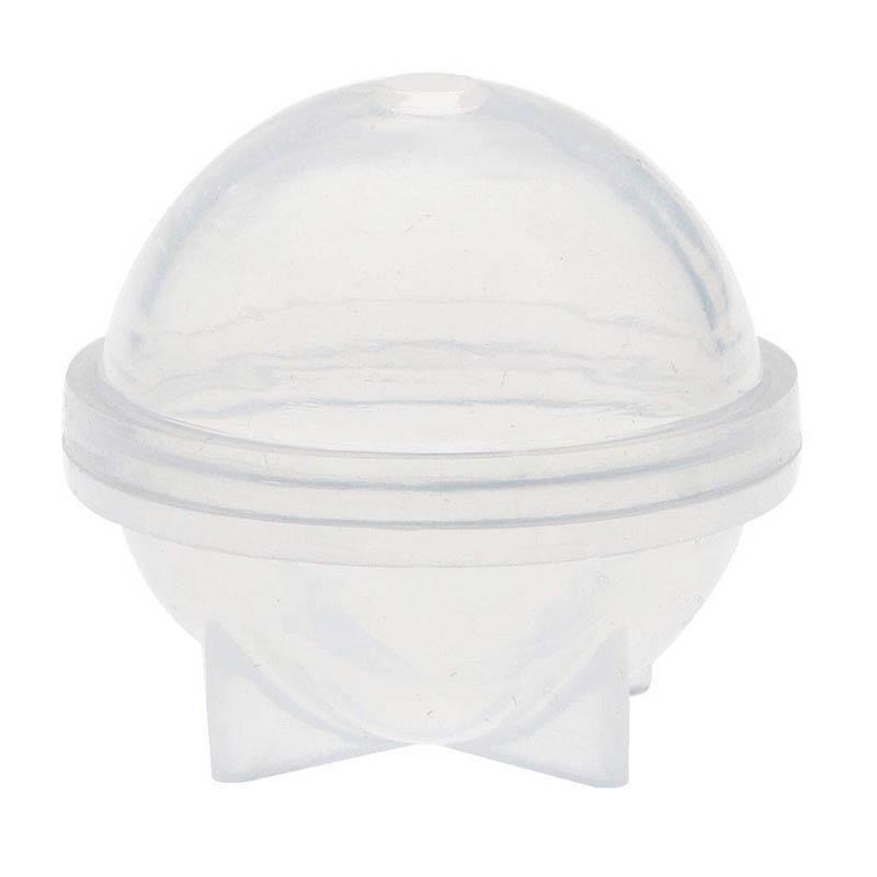 DIY Sphere Bola Silicone Mold Mold para Resina Artesanato Bola fazer jóias DC112