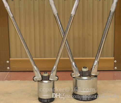 200L 53 Gallon Manual Oil drum cap sealing machine 70mm 35mm iron drums capper jaws packaging equipment sealer Oil barrel pliers