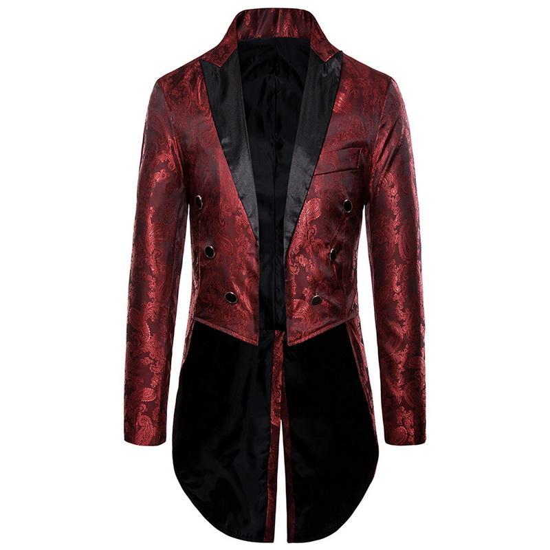 2020 İlkbahar Erkek Giyim Moda İnce Tuxedo Suit Set Artı boyutu Erkek Dj Performansı Kostümler Resmi elbise gfhtnt