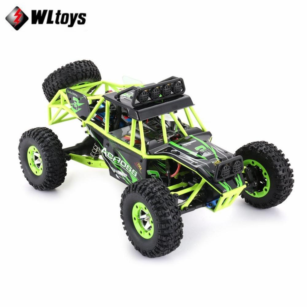 High-torque Brushless Motor 12428 Motor Remote Control Accessory For 1:12 RC Car