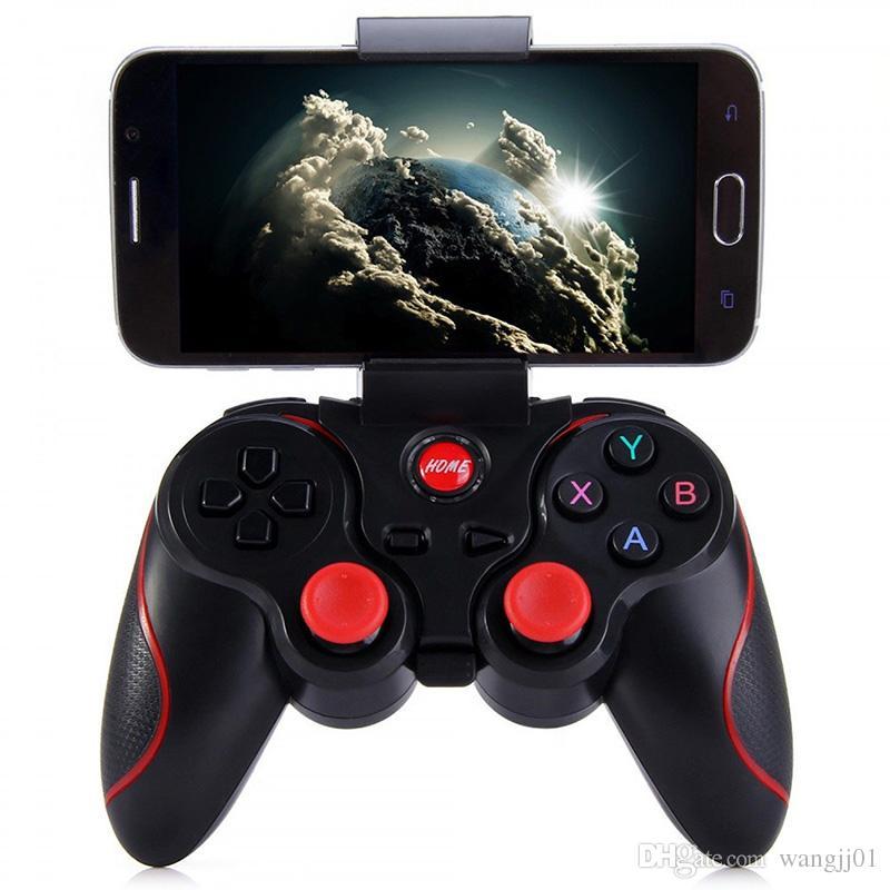 هواتف بلوتوث اللاسلكية غمبد S600 STB S3VR تحكم لعبة المقود للحصول على الروبوت IOS موبايل لعبة PC التعامل مع HOT