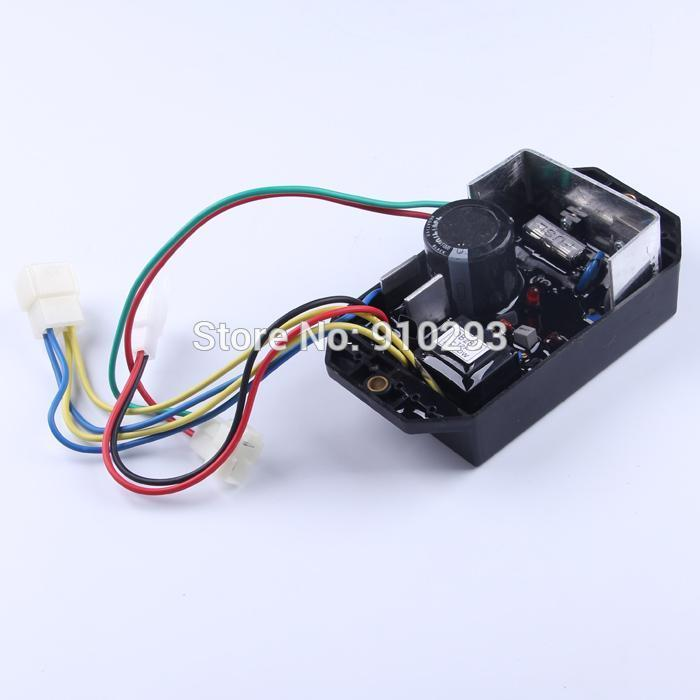Freeshipping KI-DAVR-95S Kipor AVR Automatic Voltage Regulator.Generator voltage controller