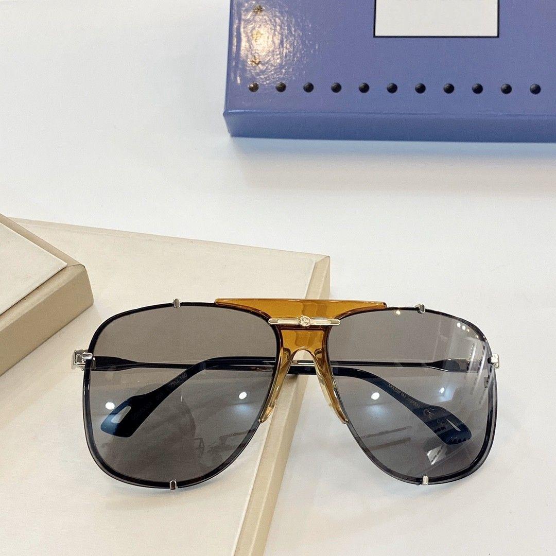 Nouveau top 0739 mode de soleil lunettes de soleil avec style protège les yeux Gafas femmes lunettes de soleil lunettes de soleil lunettes de soleil Sol Hommes CQClt