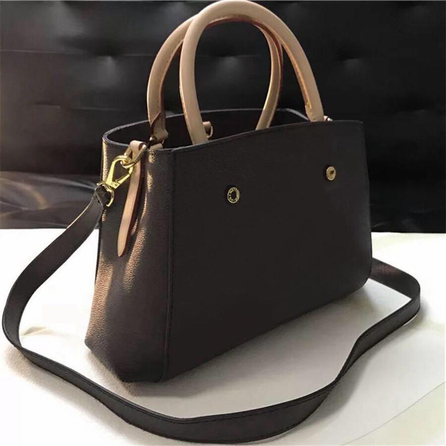 atacado de moda de luxo Mulher bolsa de moda de alta qualidade bolsa de couro mensageiro Crossbody Evening Tote frete grátis