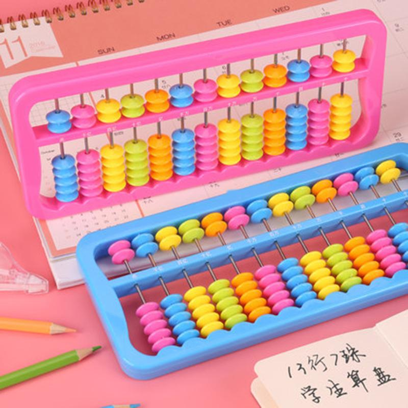 2020 Baby Plastic Abacus Toy Math Learning Educational Toys For Kids Montessori Educational Wooden Toys For Children Educational From Qiananrain 14 36 Dhgate Com