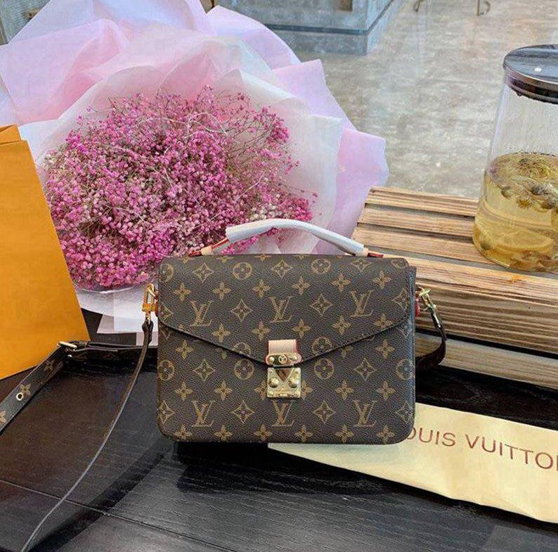 роскошные кожаные женские плеча мода кроссбоди кожаная цепь женская сумка клатч кожаная сумка-3016