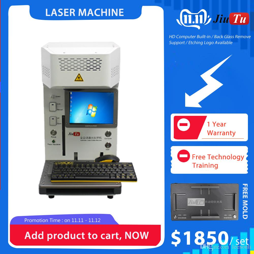 LCD Mini Fiber Laser Cutting Remover Machine For iPhone 11 11Pro X 8 8 Plus XS XR X Max Cracked Back Cover Separation