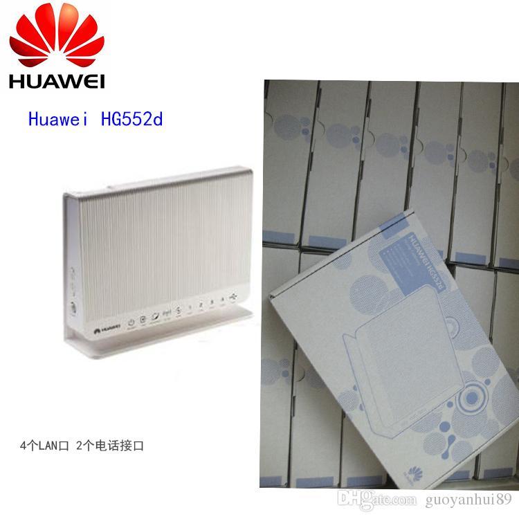 Модем / роутер SIP VoIPx2 Huawei HG552D ADSL2 +