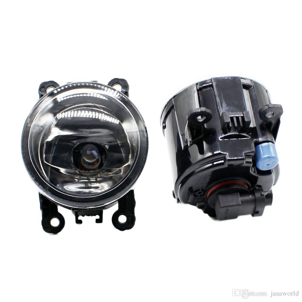 2pcs Auto Right/Left Fog Light Lamp Car Styling H11 Halogen Light 12V 55W Bulb Assembly For FORD Fusion Estate JU_ 2002 2003 2004 2005 -2015