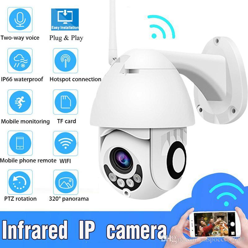 Anspo ip ptz كاميرا wifi سرعة قبة 360 cctv كاميرا ماء لاسلكي الأمن فيديو صوت كامارا ipcam full hd 1080 وعاء المملكة المتحدة التوصيل