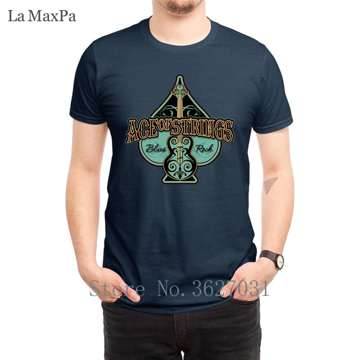 Erkek Ucuz Satılık Strings Tişörtler Trendy Sunlight Nefes% 100 Pamuk Tee Shirt Of Yaratık Letter Tişörtlü Ace
