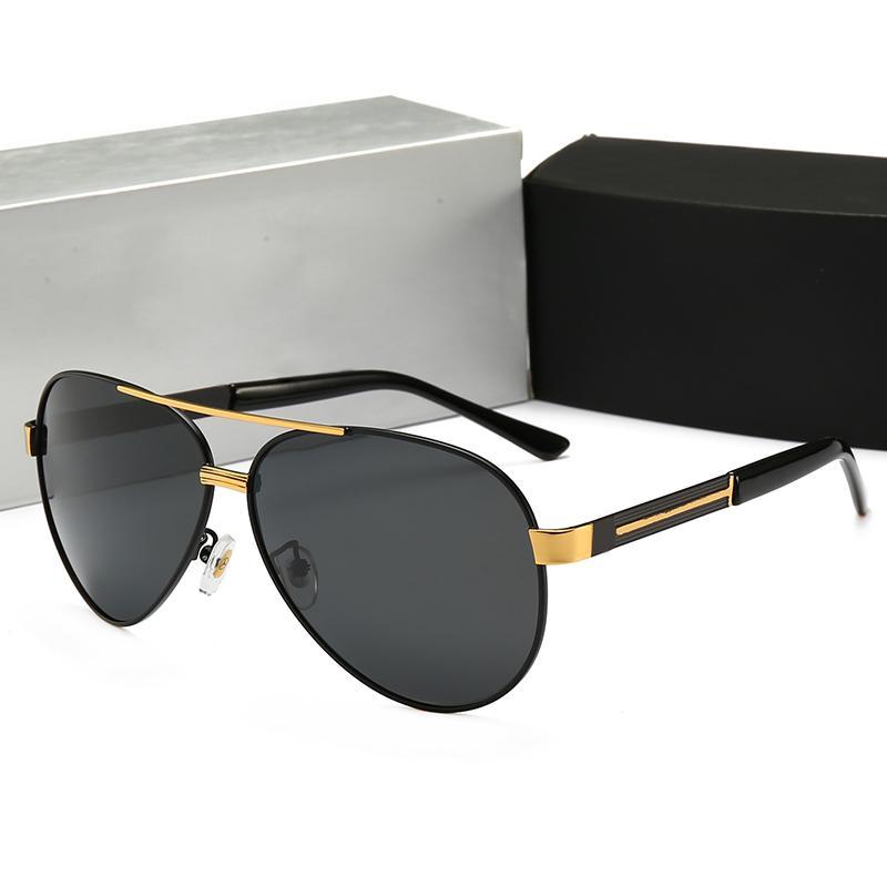 금속 선글라스 명품 여성 플래시 유리 렌즈 남성 여성 미러 선글라스는 1 라운드 남녀 태양 무료 배송 glasse