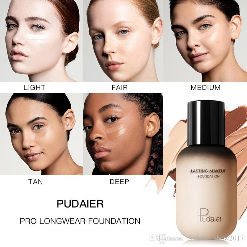 40ML Perfect Beauty Soft Long Concealer Liquid Foundation Magical Stick Foundation Makeup Full Cover Face Concealer Base Primer