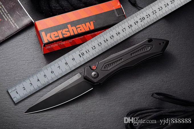 Новый Kershaw 7800 Автоматических Тактический нож CPM154 лезвие из анодированного алюминия Открытого кемпинга выживания инструментов нож BM940 +943 7200 7150 Авто нож