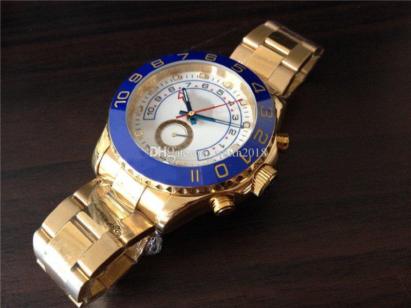 Heiße Verkaufs-hochwertige klassische Mannuhrluxus-Edelstahlluxusuhr automatische Uhrmannuhr Art und Weisegeschäft Neue Uhren r06
