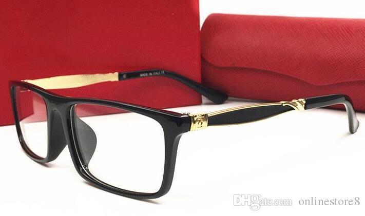 Kostenloser Versand Myopie optische Rahmen Brillen im Freien Brillen Computer Anti Radiation Lesebrillen Sonnenbrillen
