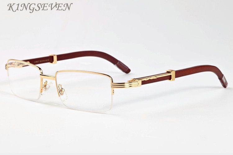 2020 Moda de bambu óculos de sol de madeira para mulheres esportes dos homens óculos sem aro semi sol para homens uv400 oculos de sol vêm com caixa original
