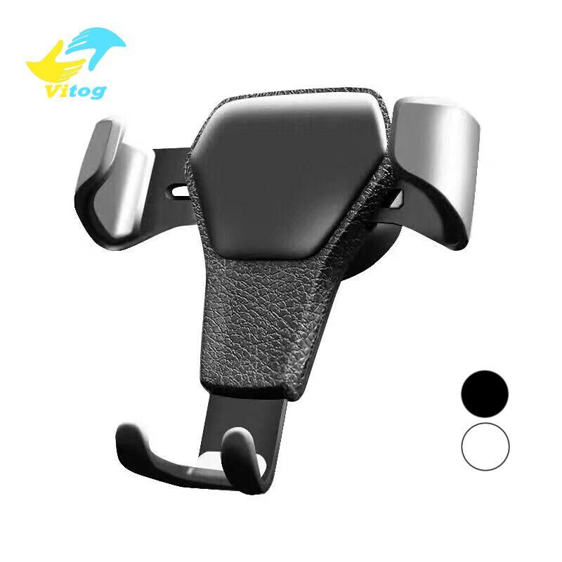 Titular Vitog gravidade do carro para o telefone no carro Air Vent Clipe Monte Sem suporte celular Magnetic Para X 7 Detentor de telemóvel