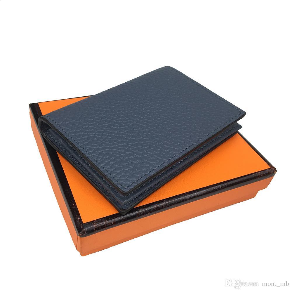 Wallet Party Card Visitenkarteninhaber Luxus Herren Box ID Karten Fall Designer European Pocket Case Business Inhaber Geschenk Beliebte Pomlr