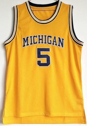 2020 Supply The University Of Michigan 4 Basketball Jersey Chris Webber Juwan Howard Jalen Rose Best Mesh Sm Basketball Jersey From Topjerseysking 17 5 Dhgate Com