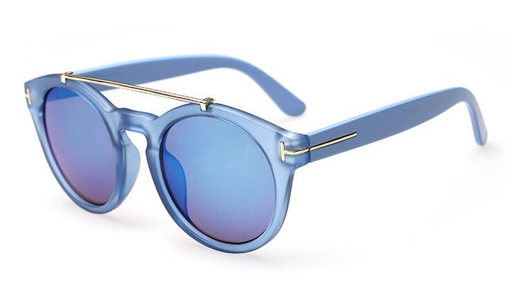 Calidad superior al por mayor de lujo Nueva moda 0339 Tom Gafas de sol para hombre Mujer Erika Gafas Ford Diseñador Marca Gafas de sol con caja 1440