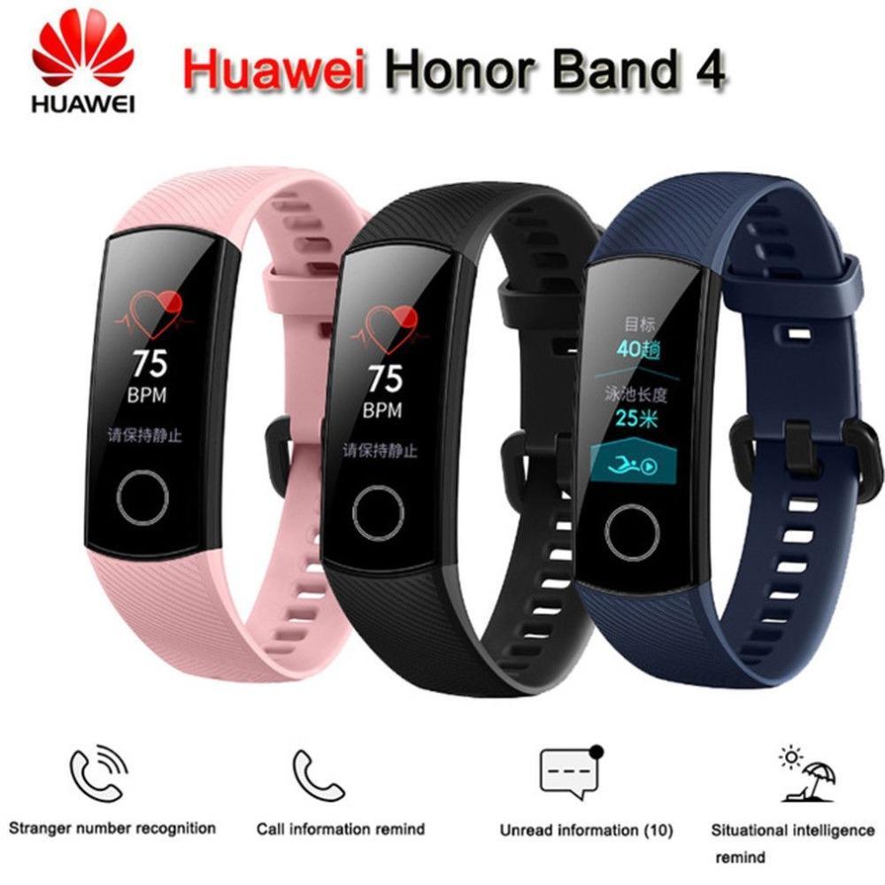Honor Band 4 Noir Bracelet connect/é