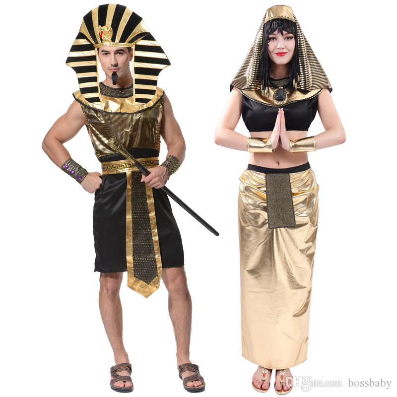 Party Adult Cosplay Costume Halloween Theme Cosplay Costume Ancient Roman Queen Princess National Clothing Egyptian Pharaoh Clothing 06