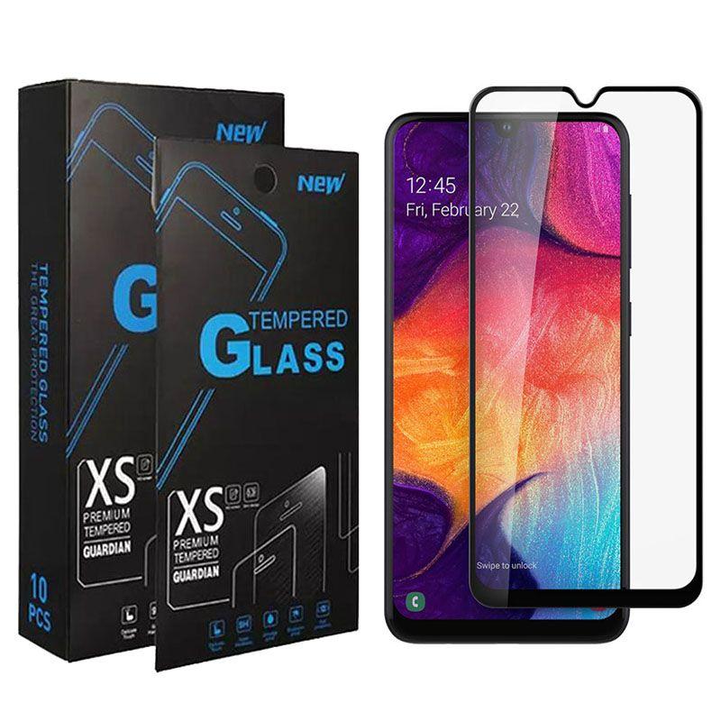 نماذج الولايات المتحدة الأمريكية غطاء كامل الزجاج المقسى حامي الشاشة فقاعة مجانية ل Moto G9 Play E7 Plus Samsung A72 A52 A20 A21S A21 A11 Stylo 7 6 Aristo 5 Coolpad Legacy Brisa