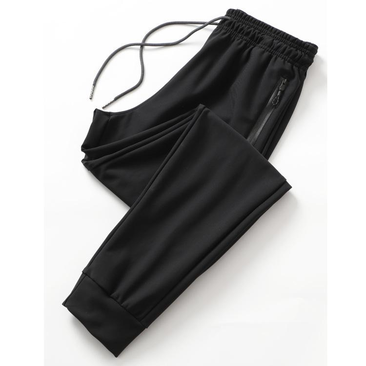 Sports Pants Jogging Pants Men Gym Mens Training Wholesale 2020 New Elastic Outdoor Casual Quality Waterproof Black