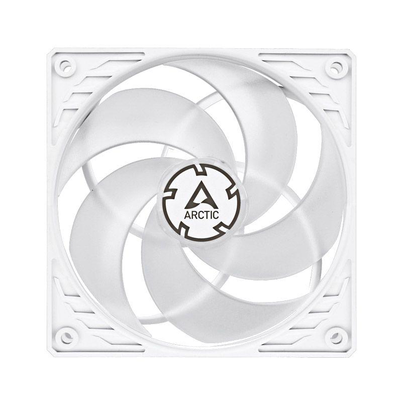 ARCTIC P12 PWM вентиляторов корпуса Белый корпус вентилятора 12см вентилятор охлаждения PWM Интеллектуальный датчик температуры управления 12V