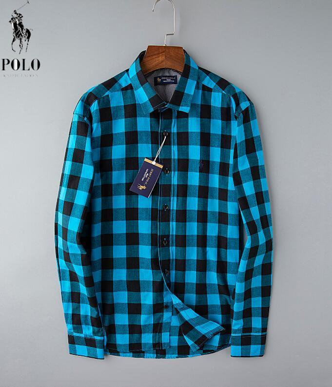 2020 Chemise classique confortable décontracté à manches longues hommes printemps chemise de cérémonie homme s-3xl06
