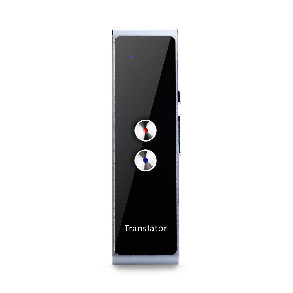Savetek Portable Smart Voice Translator pour apprendre le tourisme Réunion d'affaires Voix en 1 voix Texte Photo 40 Traducteur