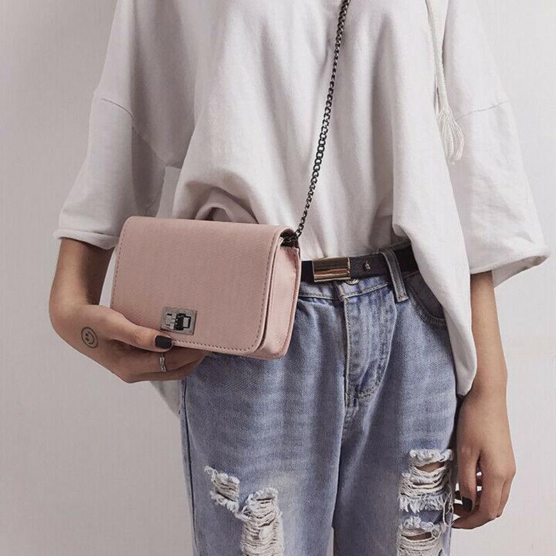 New Fashion Ladies Cross Body Bag Messenger Femmes épaule Sacs Plus Sacs à main amovible